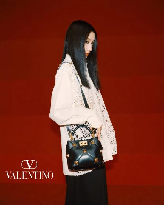Guan Xiaotong finally found the right style, charming feeling, Yujie wind absolutely插图16