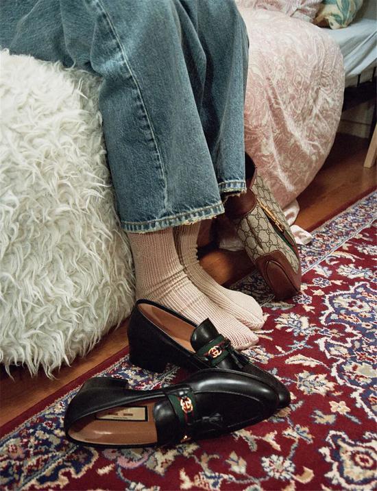 腿粗腿短不适合穿乐福鞋?因为你对了鞋头鞋跟 却忽略了鞋面