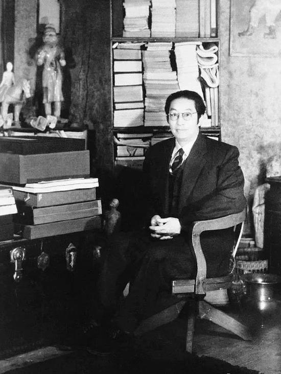 第一任国家文物局长的不世收藏