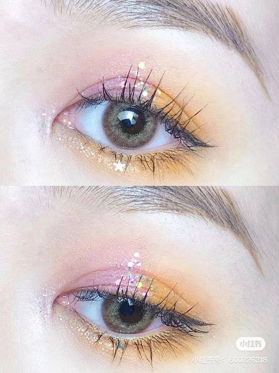 It's enough to master the makeup of these three scenes插图47