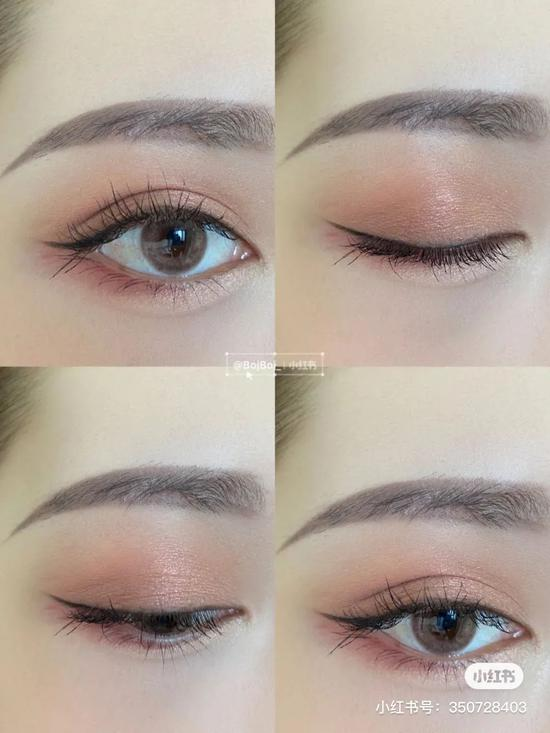 It's enough to master the makeup of these three scenes插图12