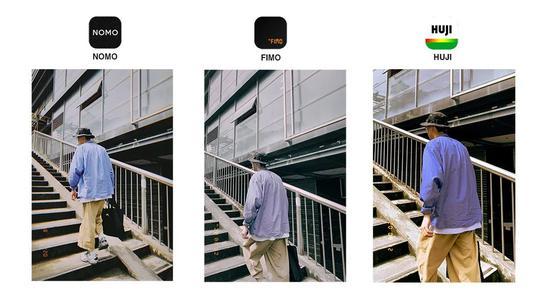一键出潮流大片 这些是潮人们必备的拍照App
