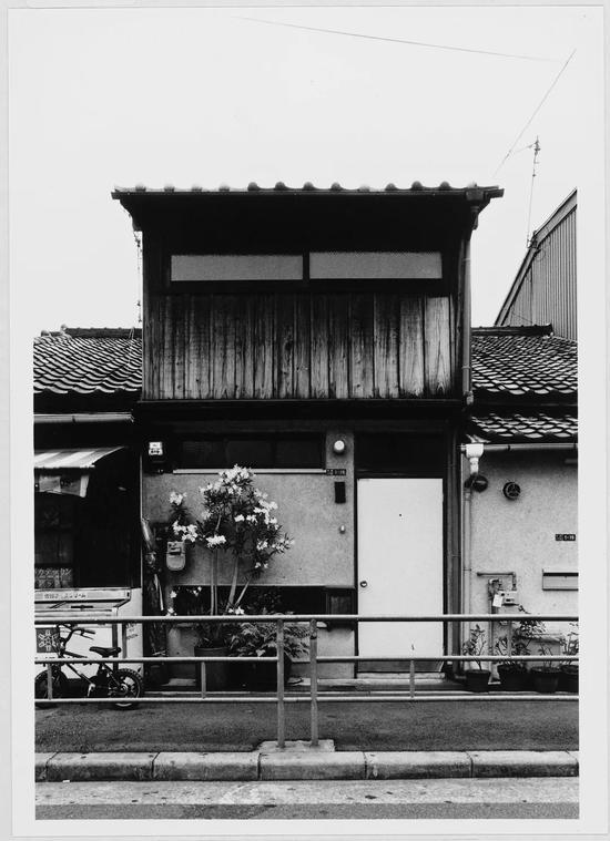 ▸大阪的老家,经由安藤亲手改建后的样子
