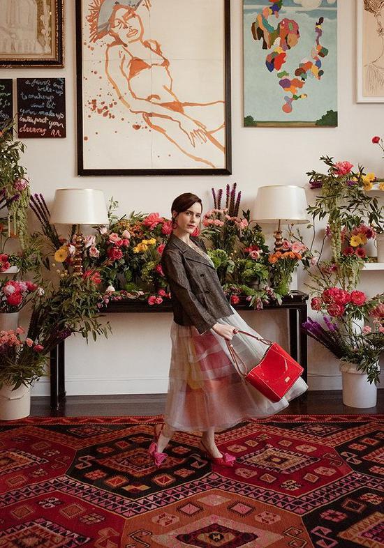 Frances Valentine 2019春夏系列 图片来源:Frances Valentine