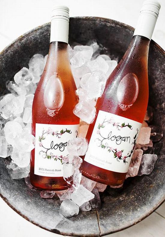 冰飲起泡酒更好喝 圖片源自pinterest