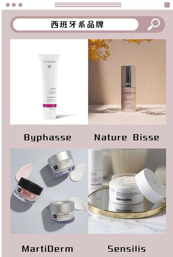It's not only traffic stars who love concave people, but also skin care brands from all over the world?插图36