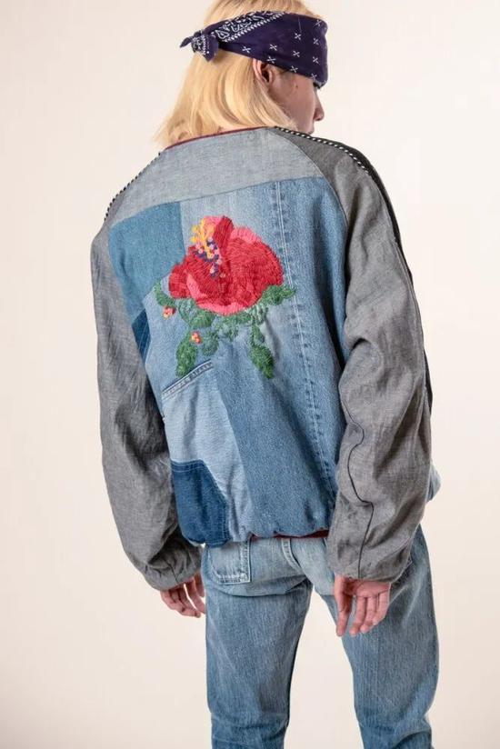 KAPITAL 从 80 年代的丹宁制衣厂变成了如今人们眼中日本丹宁文化的代表   Via KAPITAL
