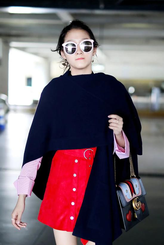 Guan Xiaotong finally found the right style, charming feeling, Yujie wind absolutely插图5