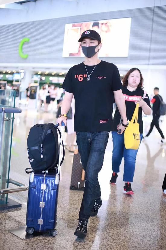 杨旭文上海机场