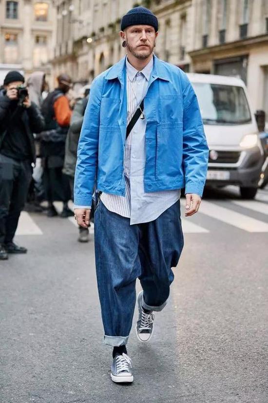 衣橱必不可少 男装牛仔裤的穿搭哲学你真的懂吗?
