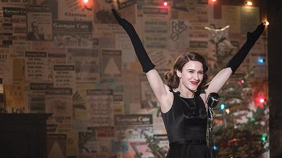 《了不起的麦瑟尔夫人》剧照 图片来源:Variety