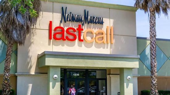 Neiman Marcus 的奥莱连锁店面 Last Call