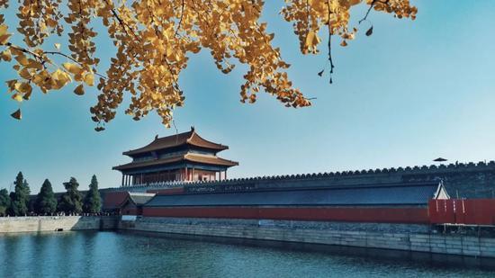 11月来了 有机会一定要去一次北京