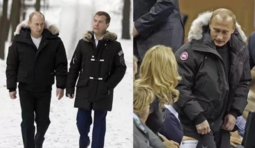 当加拿大鹅资深粉丝普京,为是管当时档子常穿的周围狼毛款Bombers死鹅给带火了。