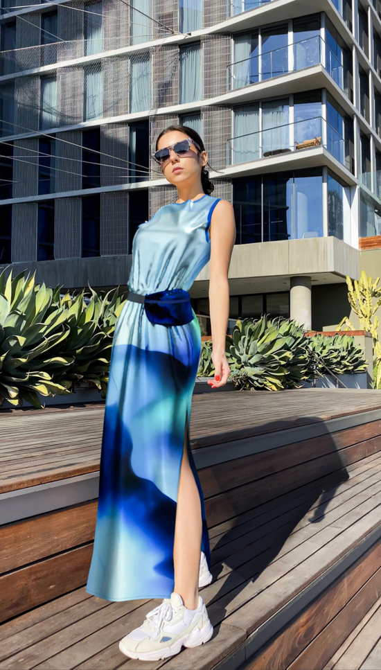 Yoona Tech和DressX合作推出的虚拟时装