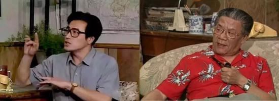 �电视剧《自身好我下》里,国单位在职的贾志国常常穿纯色短袖衬衫,'借洋鬼子'胡学范虽偏爱花哨的夏威夷衫