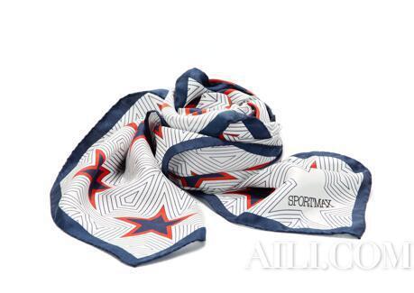 SPORTMAX丝巾