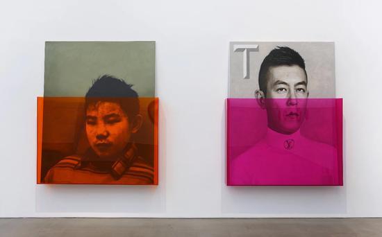 中國第一代觀念藝術家顏磊作品賞析