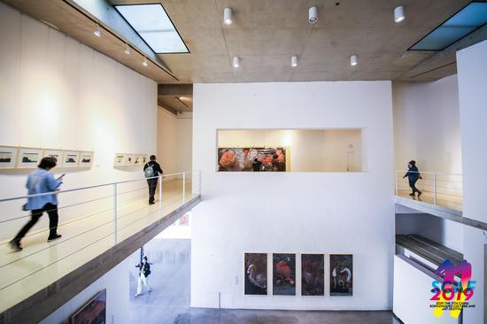 宋莊藝術區樹美術館展覽:自然而生——中法藝術家交流展