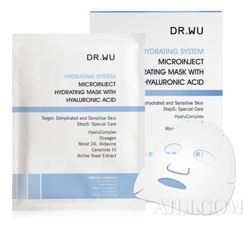 DR.WU玻尿酸保湿面膜