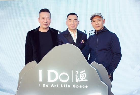 李厚霖东山再起_恒信钻石机构董事长,i do品牌创始人李厚霖先生和国际顶级艺术大师
