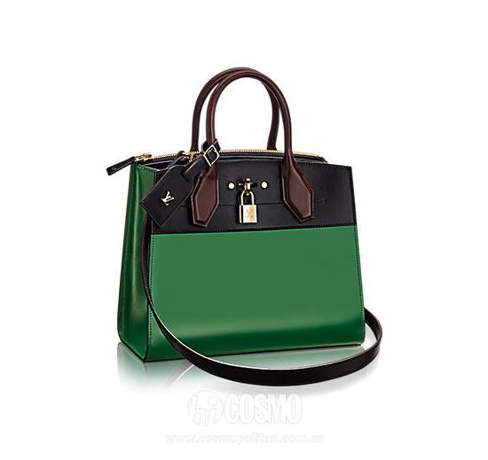 Louis Vuitton City Steamer小號手袋 ¥22,800