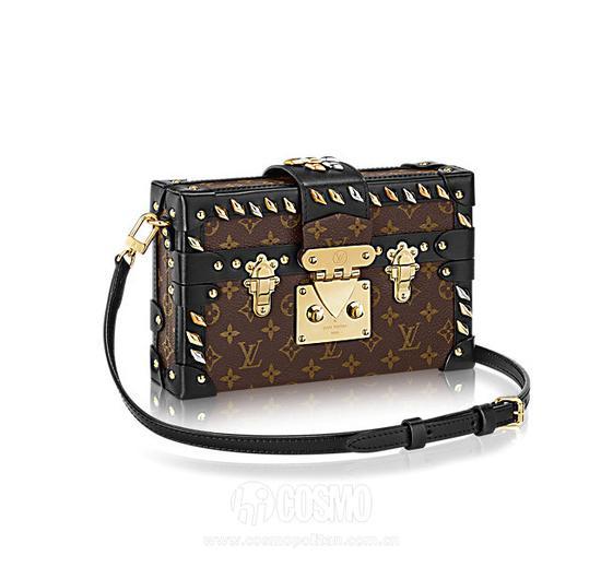 Louis Vuitton經典Petite Malle手袋的限量版 ¥46,500