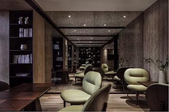 小酒店装修风格效果图