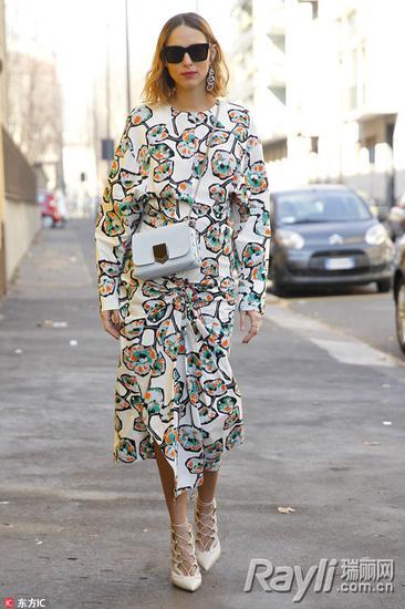 直男嫌丑的罗马鞋 江疏影林允穿出时髦感 服饰潮流 图12