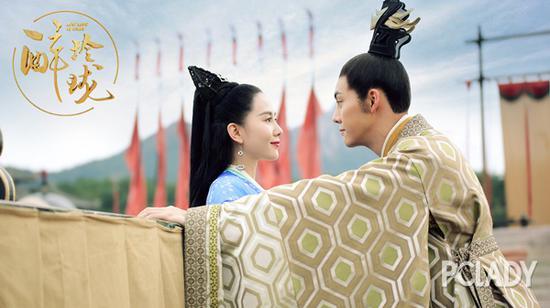 《醉玲珑》里刘诗诗教你正确的卸妆姿势 电视综艺 第3张