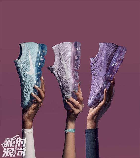 "Nike Air VaporMax Flyknit ""day to night""系列"