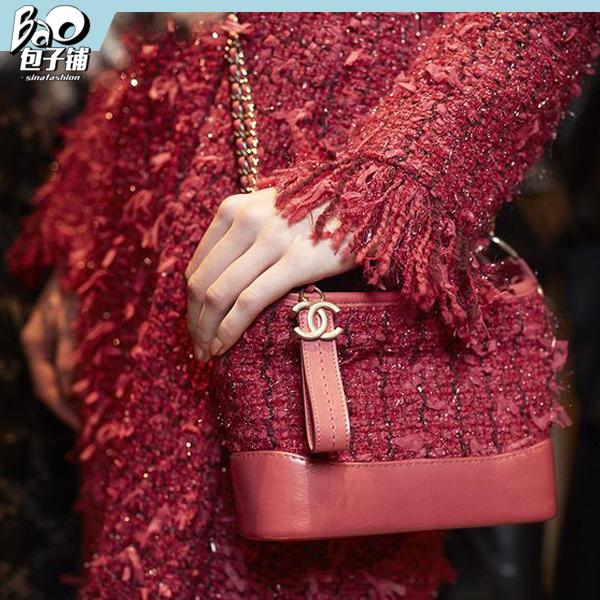 华丽丽的Chanel Gabrielle包包