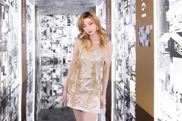 实力女歌手 李紫婷