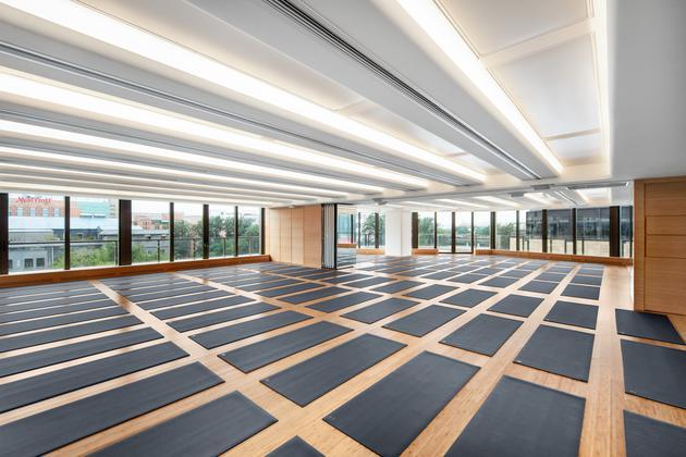 Pure Yoga都瑜伽中心_瑜伽教室