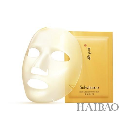 雪花秀 (Sulwhasoo)滋润致焕活肌底精华面膜  RMB 480 /盒
