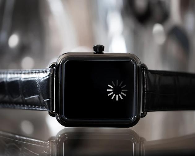 亨利慕时SWISS ALP WATCH INFINITE REBOOT概念腕表