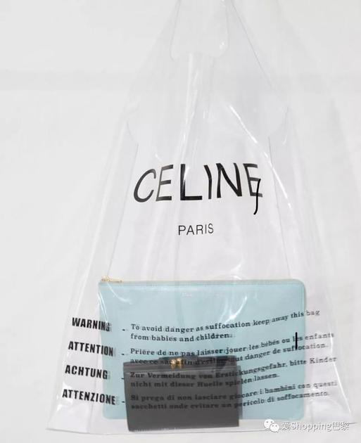 直男永远不懂 透明塑料袋为啥这么时髦 塑料袋 包包 透明 新浪时尚 新浪网