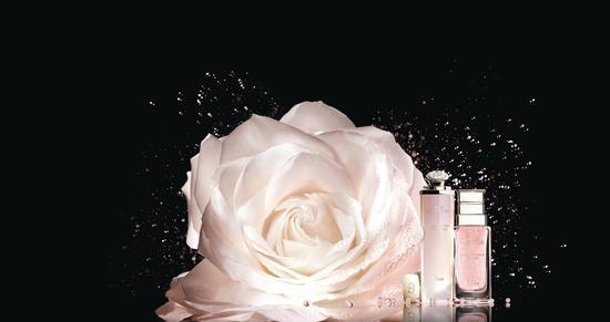 迪奥护肤品系列_Dior迪奥花秘瑰萃系列 凝聚非凡微量营养精萃的美肤臻品 玫瑰 ...