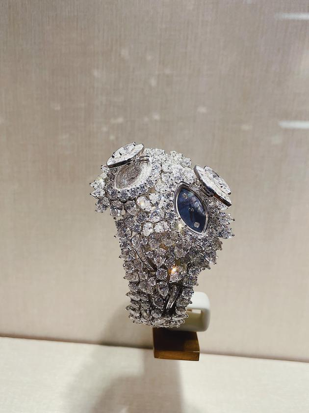 Limelight系列高级珠宝腕表