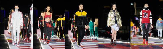 5各中国icon KOL,左起:摄影师Ango lin、造型师 Mia kong、舞者 陈靖川、IT Girl 吴佳烨、人气作家 安东尼