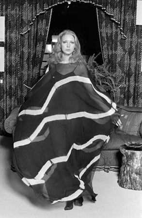 Halston 1971春季成衣系列