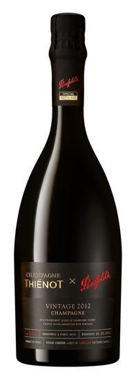 Penfolds朝富特瓶亭诺2012寒暑霞多美丽黑皮诺香槟