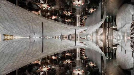 图源:餐饮空间设计