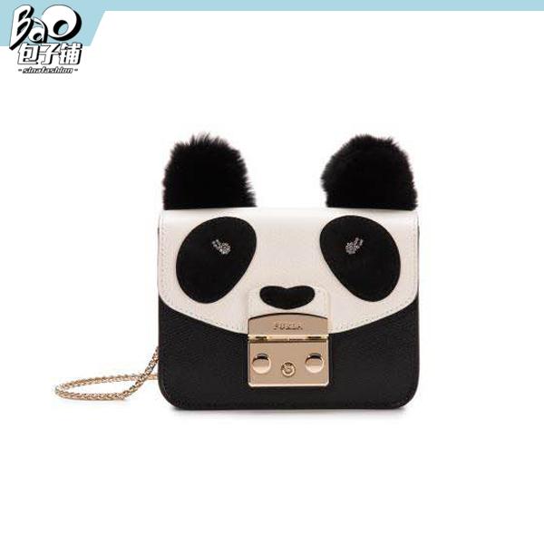 Furla熊猫包