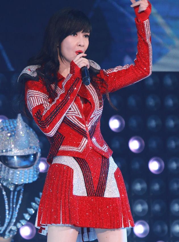 红裙 热舞