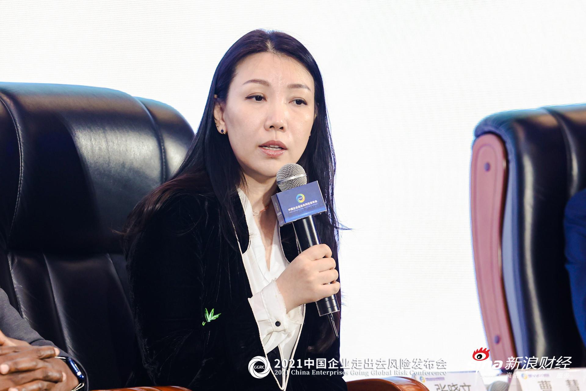 """凤凰卫视张晓文:中企应转变思维做""""影响力投资"""""""