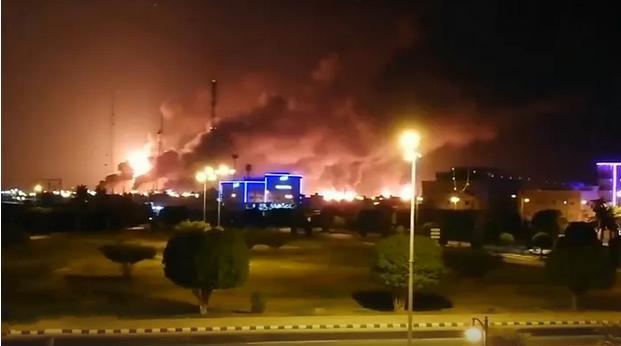 沙特官员:周一石油产量将恢复到正常水平