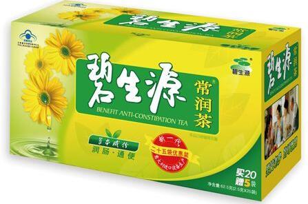 碧生源减肥茶瘦了_毛利率超过80%的碧生源却再陷亏损 都是减肥茶更名惹的祸 ...