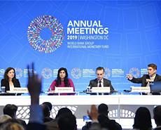 IMF下調今年世界經濟增長預期