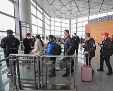 吉林160名务工人员乘包机赴浙江复工